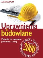 Uprawnienia budowlane
